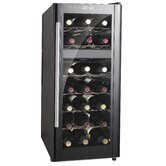 31.7&quot; Dual-Zone Thermo-Electric Wine Cooler with Heating