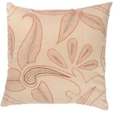 T-2908 18&quot; Decorative Pillow in Beige