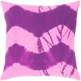 Purple and Pink Decorative Pillow
