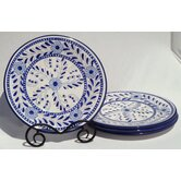 Azoura Design Dinner Plates (Set of 4)