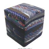 Tie Cube Ottoman