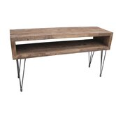 Moe's Home Collection Sofa & Console Tables