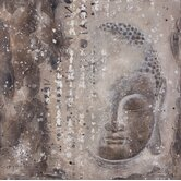 Subtle Buddha I Wall Art