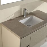 "Barros Wall Mount 42"" Bathroom Vanity"