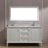 "Milly 63"" Double Bathroom Vanity"