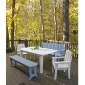 Uwharrie Chair Outdoor Benches