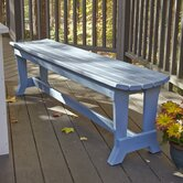 Uwharrie Chair Patio Benches
