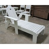 Uwharrie Chair Outdoor Chaise Lounges