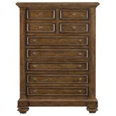 European Farmhouse Brittany 7 Drawer Chest