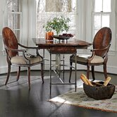 Avalon Heights Neo Deco 3 Piece Dining Set