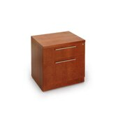 D Squared Lateral File in Cherry