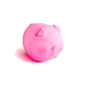 Piggy Pet Lamp in Hot Pink