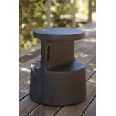Tote End Table