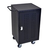 Luxor Laptop Storage Carts