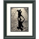 "The Last Dance Framed Print Art - 11.39"" x 9.46"""