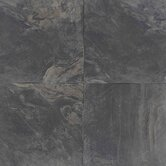Siena Springs 13&quot; x 13&quot; Porcelain Field Tile in Riverbed