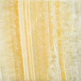 Natural Stone 12&quot; x 12&quot; Onyx Tile in Golden Honey