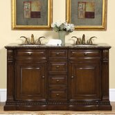 60&quot; Somerset Double Bathroom Vanity