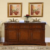 "67"" Windham Double Bathroom Vanity"