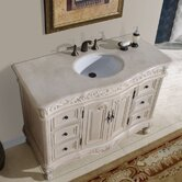 Ella 48&quot; Single Sink Bathroom Vanity Cabinet