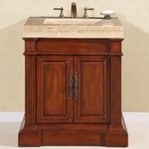 "Stanton 33"" Single Sink Bathroom Vanity Cabinet"