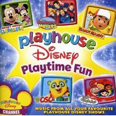 Playhouse Disney Playtime Fun CD