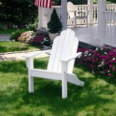 Classic Adirondack Chair - EnviroWood