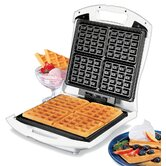 Four Square Belgian Waffle Maker