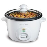 10 Cup Rice Cooker with Non-Stick Removable Bowl