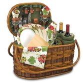 Merlot Deluxe Picnic Basket