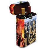 Two-Bottle Artist Wine Box (Set of 4)