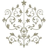 Sheets Nouveau Damask Wall Art