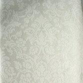 Savoy Paisley Damask Wallpaper