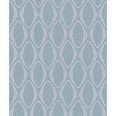 Echo Design Diamond Geometric Wallpaper