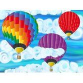 Ultimate Hot Air Balloons Mural