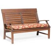 Wood Patio Sofas & Loveseats