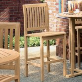 30&quot; Sonoma Outdoor Bar Side Chair