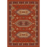 Malmesbury Morroco Red Rug