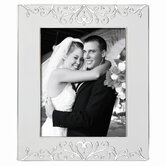 Opal Innocence Scroll Picture Frame