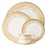 Bellina Gold Dinnerware Set