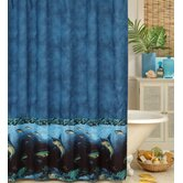 Coral Reef Shower Curtain Set
