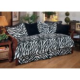 Zebra Daybed Bedding Collection