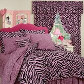Zebra Pink Bed-in-a-Bag Collection
