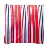 American Stripe Square Pillow