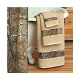 Realtree Bedding Bath Towels