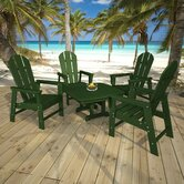 POLYWOOD Outdoor Conversation Sets