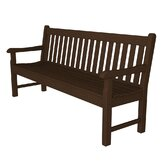 Rockford Plastic Garden Bench