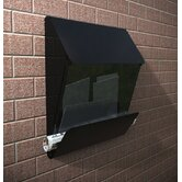 X Press Wall Mounted Mailbox