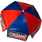 Cinzano Logo Umbrella