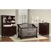 Sweet Kyla Two Piece  Convertible Crib Set
